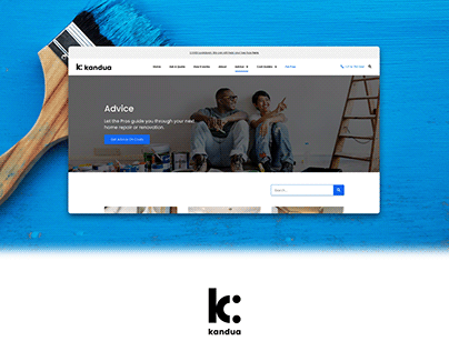 Kandua Advice - Website Design