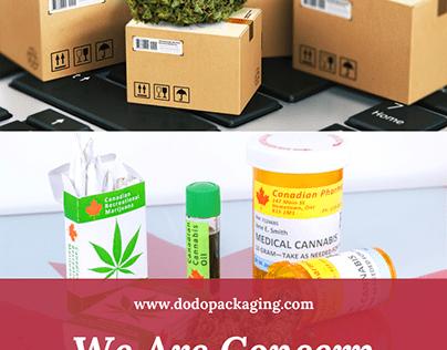 Cannabis Boxes | Cannabis Packaging Wholesale