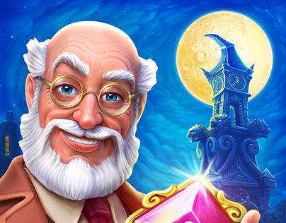 Clockmaker - Match 3 Game for iOS and Android