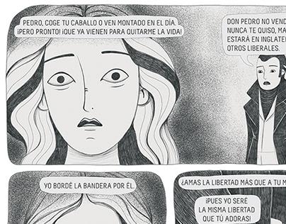 Mariana Pineda by Lorca