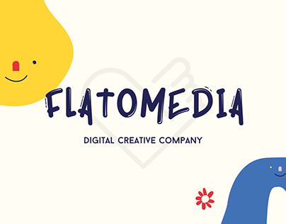 Flatomedia Design Concept
