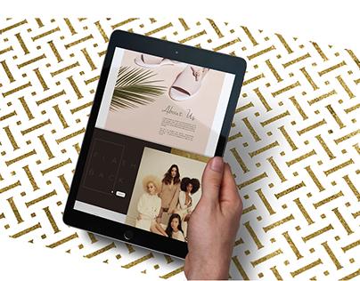 Lounge Design - webdesign
