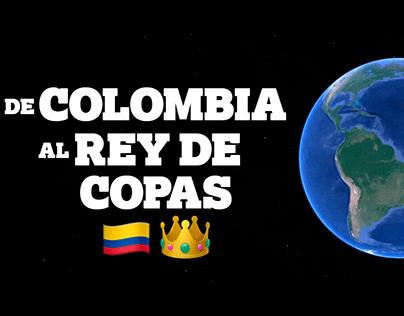 De Colombia al Rey de Copas