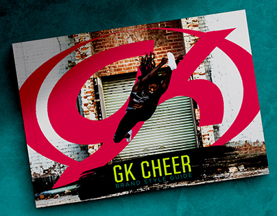 GK Cheer Brand Style Guide