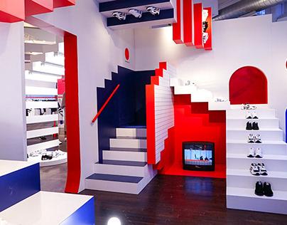 Fila Pop-up Shop NYC