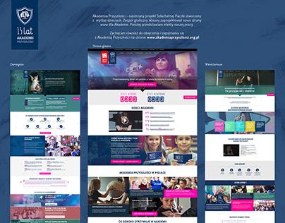 Web Design - Akademia Przyszłości