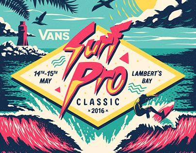 Vans Surf Pro Classic