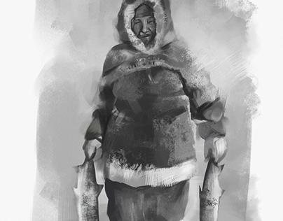 polar sketch