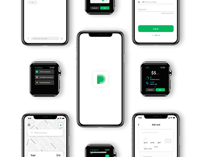 ParkMe! — Mobile App