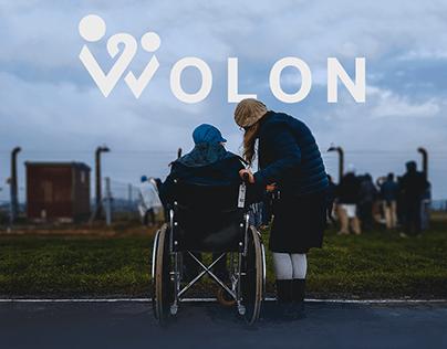 Volunteering App UI - Wolon