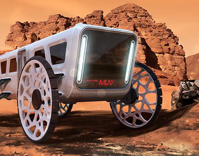 MARS M.U.V