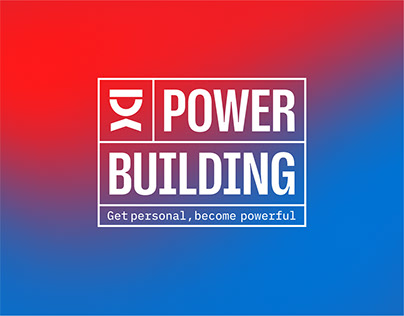Powerbuilding | Brand Identity for Fitness App and Gym
