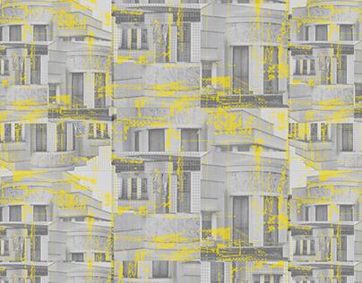 A L T E R - Textile pattern design