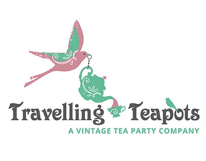 Travelling Teapots Logo