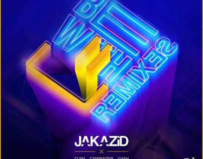 Be With U /Remixes/ Artwork