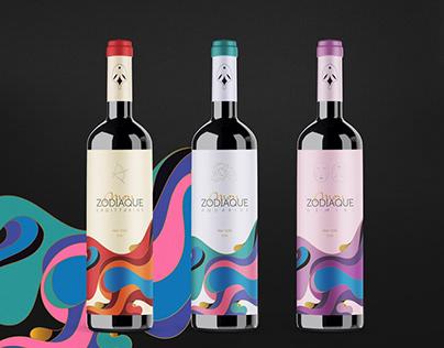 MON ZODIAQUE: Wine Packaging