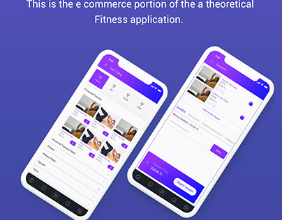 Fitness & Spa Booking App