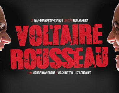 Voltaire Rosseau - Design gráfico - Teatro