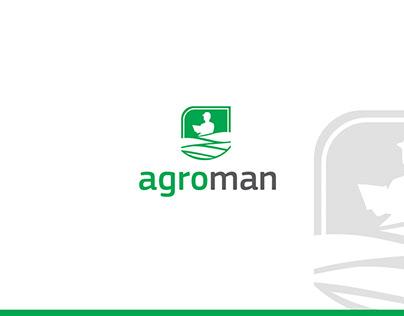Agroman - Logo