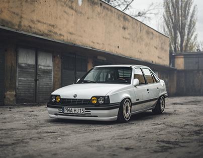 Opel Kadett Expression