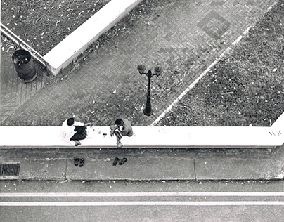 Film Photography | From Above