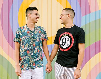 Ensaio Lucas e Pedro