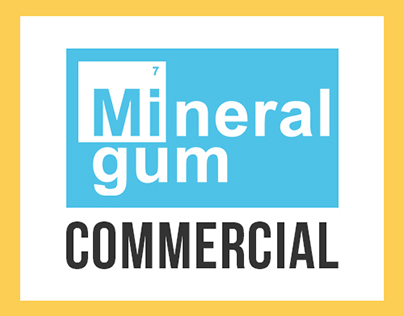Mineral Gum Commercial
