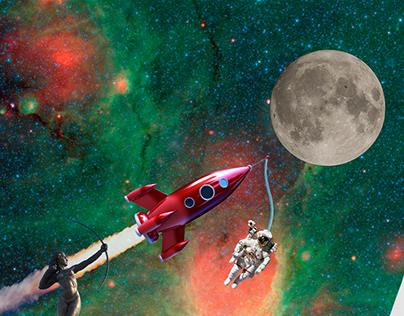 Hacia la luna