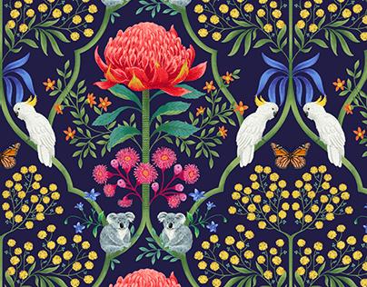 Matilda Pattern
