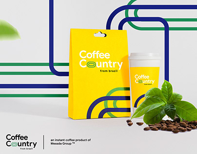 Coffe Country   Christ Design