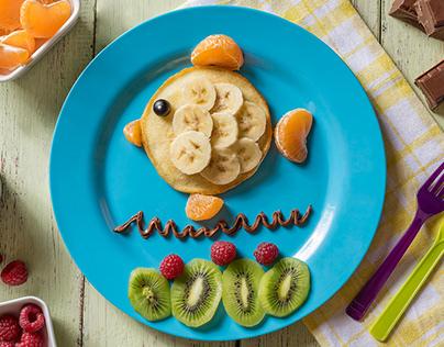 Harina YA Pancakes