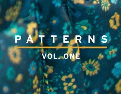 Patterns Volume 1
