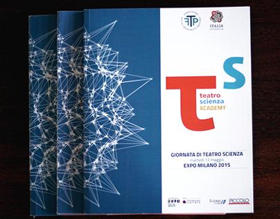 Teatro Scienza year book 2015