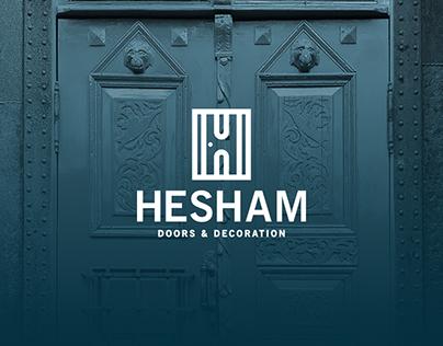 LOGO   Hesham Doors & Decoration