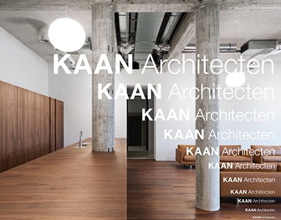 KAAN Architecture: Branding and Website