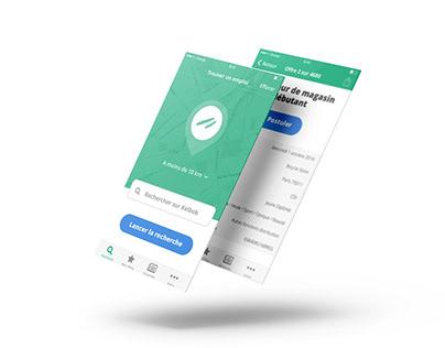 Keljob iOS 2015
