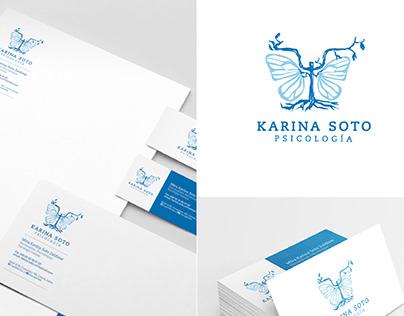 KARINA SOTO Psicología - Personal branding design