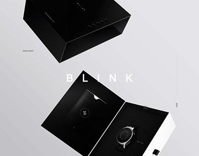 blink.watch — Packaging