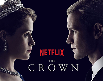 Netflix - The Crown - MailOnline Takeover