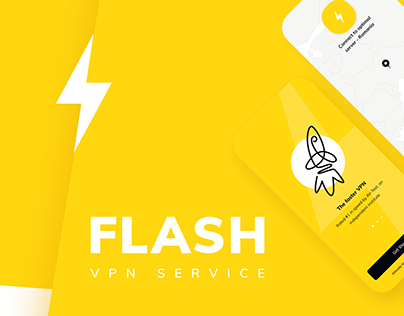 Flash App. VPN Service