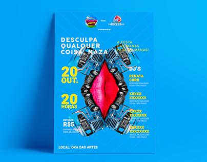 Poster - Eventos