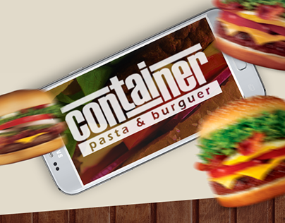 Web   Container Pasta & Burguer
