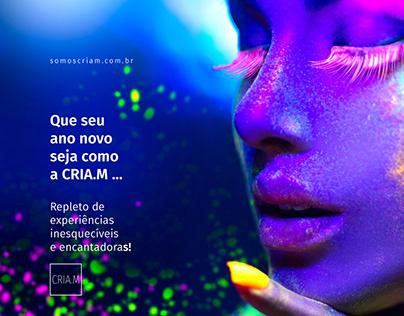 Agência Cria.m - Social Media