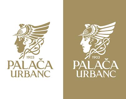 Palača Urbanc - Branding (Logo Design)
