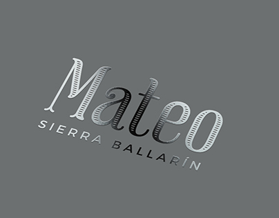 Mateo Sierra Logotype