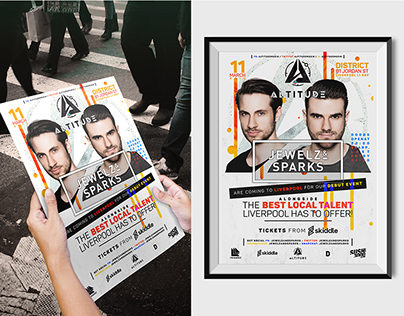 Music Event Branding & Promotional Marketing Campaign