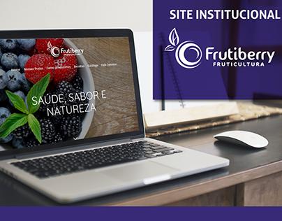 Site Institucional Frutiberry