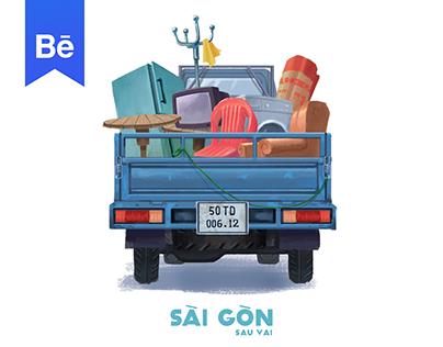 Sài Gòn sau vai