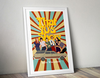 That 70's Show Posters
