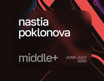 Nastia Poklonova